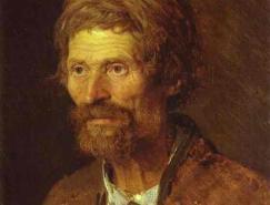 俄国著名画家伊凡·克拉姆斯科伊(IvanKram