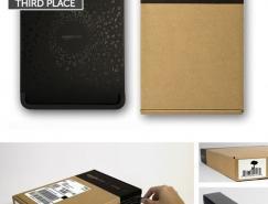 <b>使用可回收材料的包裝設計欣賞</b>