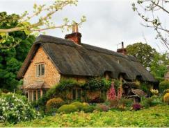 英国童话般的乡间茅屋