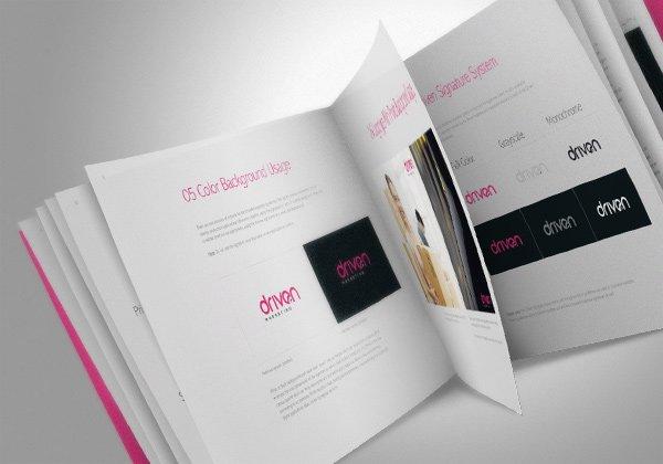 DrivenMarketing品牌形象设计