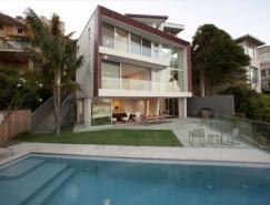 悉尼PointPiper现代别墅设计