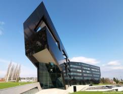 建筑欣赏:UnioptPachleitner总部大厦