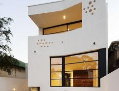 墨尔本Prahran别墅设计