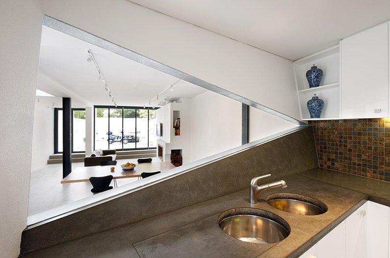 墨尔本Prahran别墅设计(2)