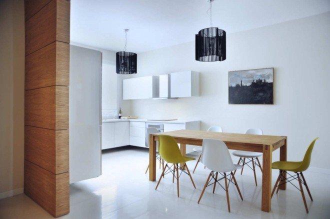 C114:现代白色室内设计
