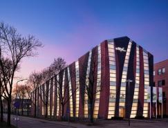 建筑欣赏:荷兰农业组织ZLTODenBosch办公