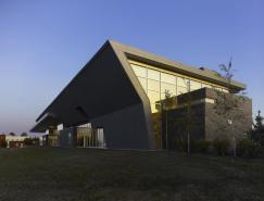 建筑欣赏:Montrose文化中心