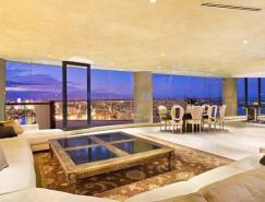 每一个细节的豪华:悉尼复式公寓设计