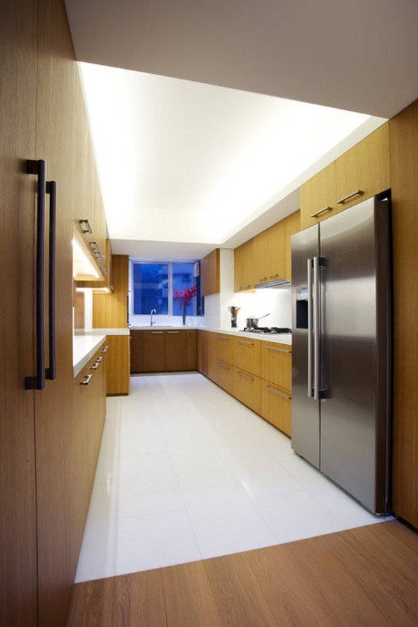 香港地利根德阁(Tregunter)公寓设计