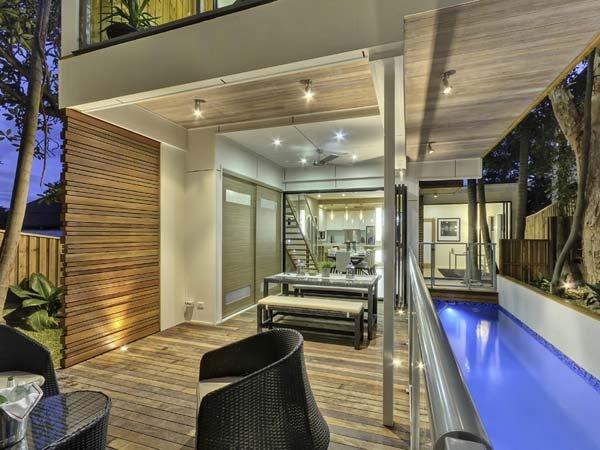 布里斯班别墅室内设计欣赏