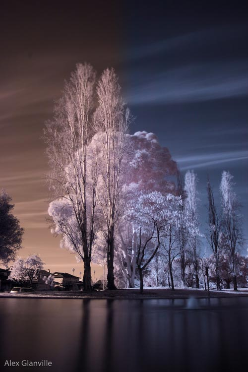 infrared photography action 23