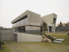 A-cero作品:马德里OpenBox别墅设计