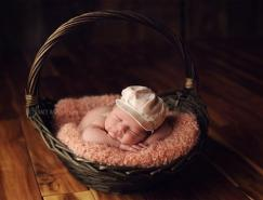 TracyRaver:睡梦中的可爱婴儿