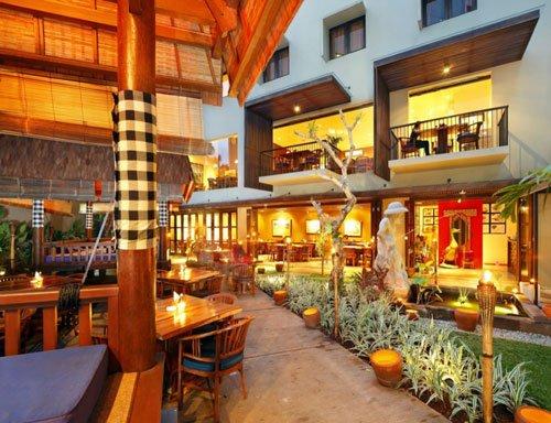 餐厅和咖啡厅室内设计欣赏