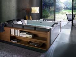 BluBleu:漂亮的浴缸設計