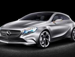 全新一代奔驰A级概念车