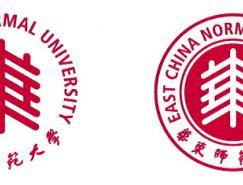 华东师范大学公布新标识