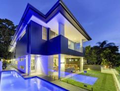 环境优美的布里斯班别墅设计