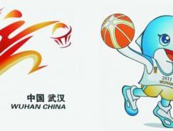 第26屆男籃亞錦賽會徽、吉祥物揭曉