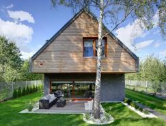 来自波兰华沙的漂亮住宅设计