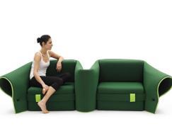 自由组合的多功能Sosia沙发