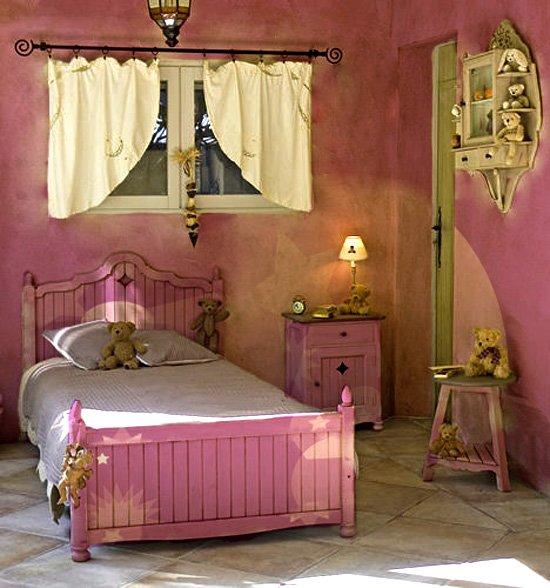 40个漂亮的儿童卧室设计
