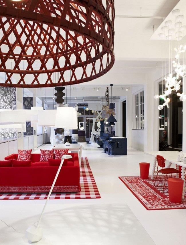 室内设计欣赏:荷兰MoooiGallery家品店