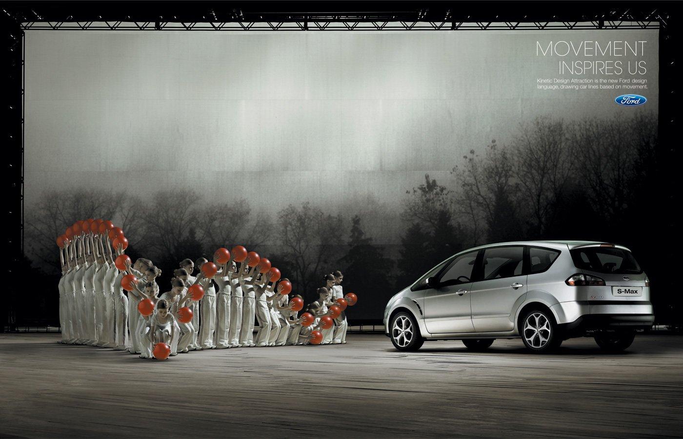 音乐资讯_优秀的汽车广告创意设计(2) - 设计之家
