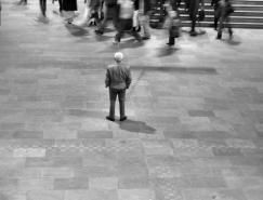 RuiPalha街頭黑白攝影作品