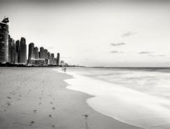 MarcinStawiarz黑白城市風光攝影