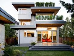 温哥华Kerchum现代别墅设计