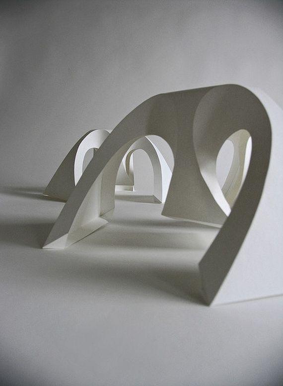国外创意手工_Richard Sweeney神奇立体纸艺(2) - 设计之家