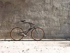 美麗的曲線:VanHulsteijn自行車