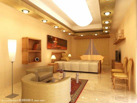 3d max室内效果图渲染作品(3) - 设计之家