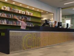 室内设计欣赏:Plainsboro公共图书馆