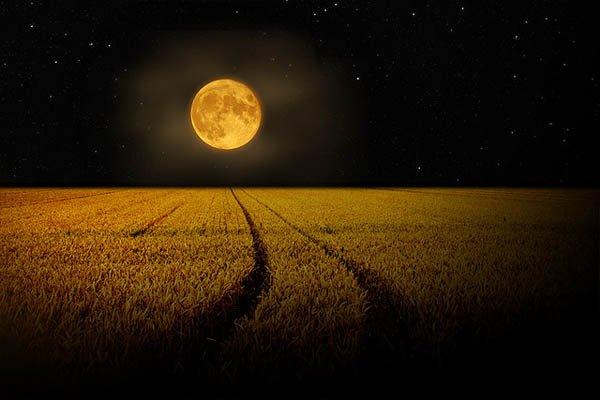 摄影欣赏:美丽的月亮(2)