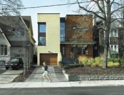 加拿大SPLIT别墅设计
