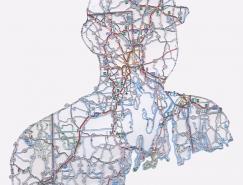 NikkiRosato的地图肖像
