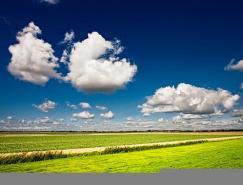 摄影欣赏:多姿的云彩