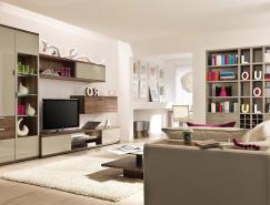 国外现代风格起居室设计