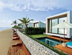泰国CasadelaFlora豪华海滨度假村