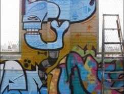 70个国外街头涂鸦艺术作品欣