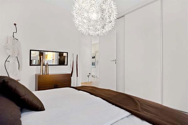 哥德堡时尚温馨的公寓设计