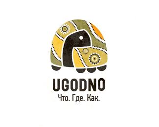 标志设计元素运用实例:乌龟(一)