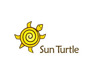 标志设计元素运用实例:乌龟(一)(2)