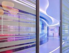 办公空间设计:罗马IBM软件贵宾报告中心