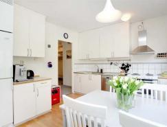 斯德哥尔摩明快风格的2居室公寓设计