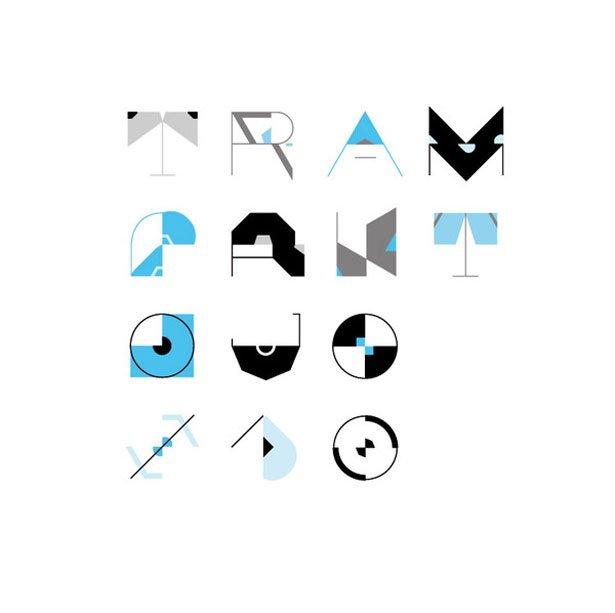 漂亮的英文字体设计集锦(5) - 设计之家