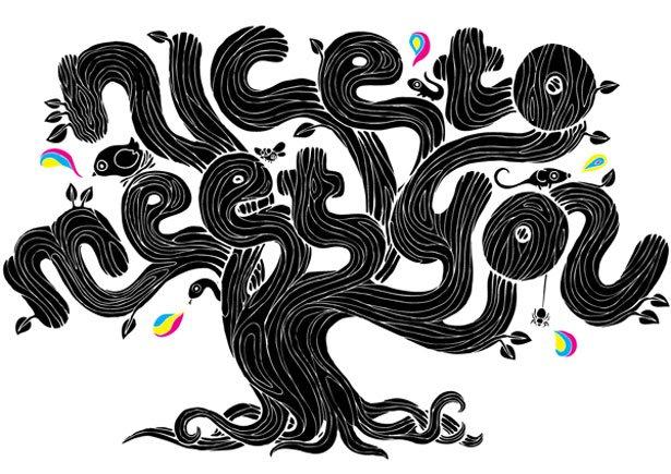 漂亮的英文字体设计集锦(7)