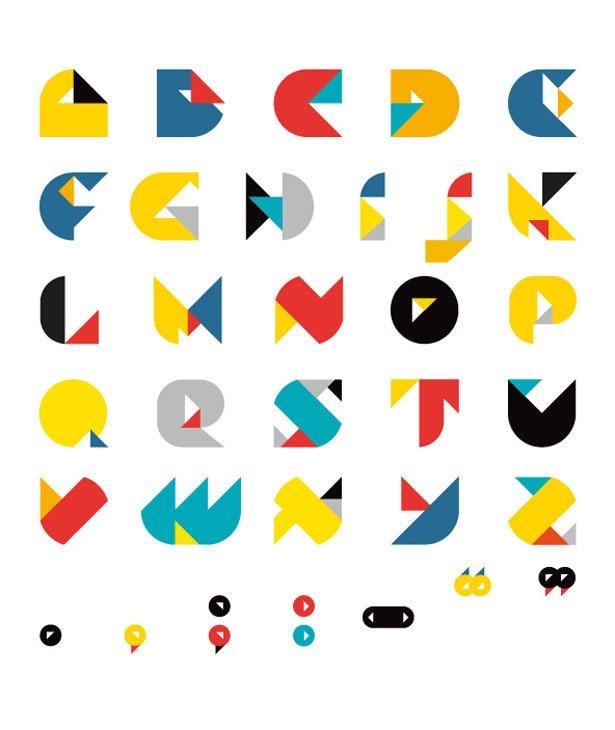 漂亮的英文字体设计集锦(9)